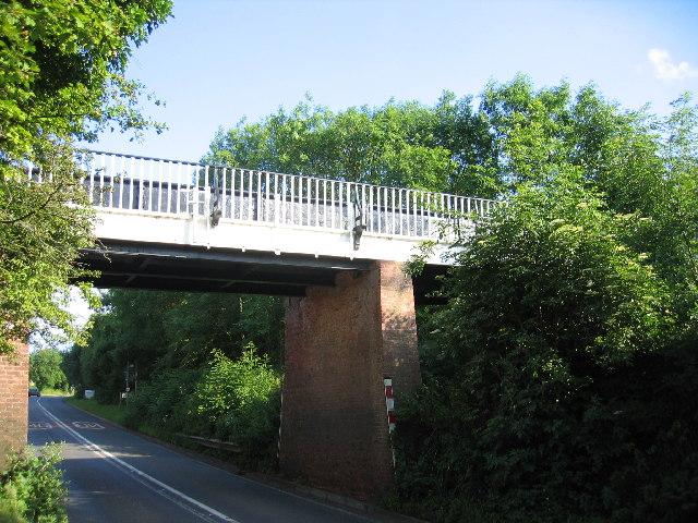 Wootton Wawen Aqueduct