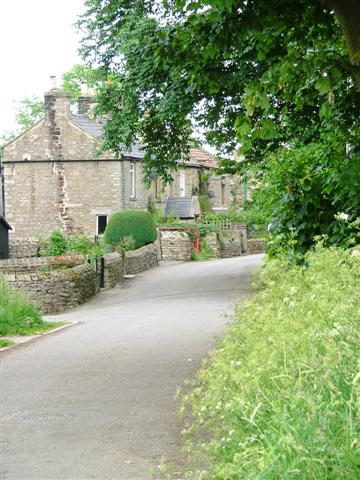 Mickleton Back Lane
