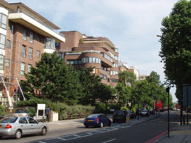 Finchley Road, St John's Wood