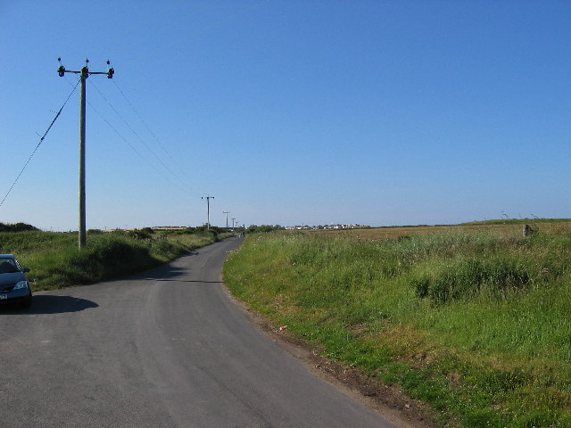 Kilnsea / Spurn Road