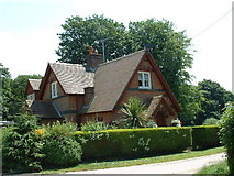 TQ0608 : Angmering Park Cottage by Chris Shaw