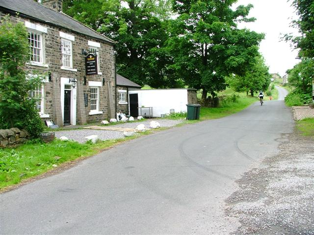 Strathmore Arms, Holwick