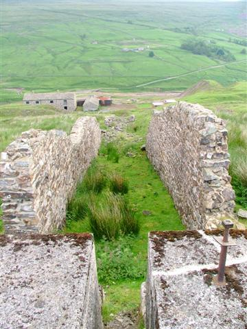 Lead Mine Buildings and Works