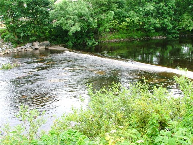 Weir, River Tees