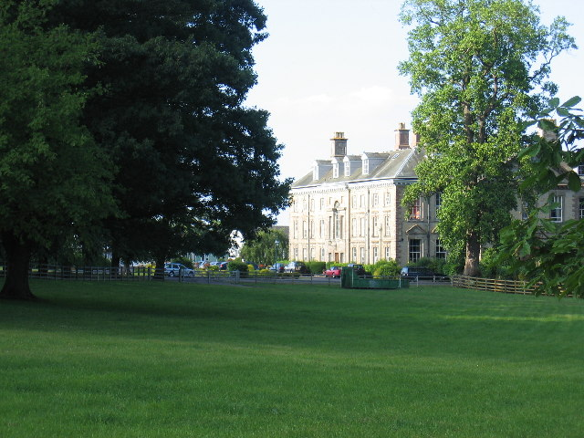 Wootton Wawen - Wootton Hall
