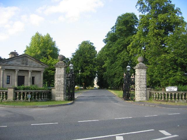 Wootton Wawen - Wootton Hall