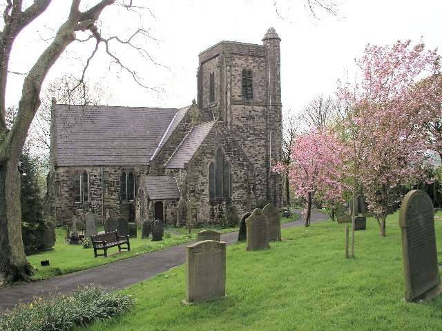 St Johns Church, Charlesworth