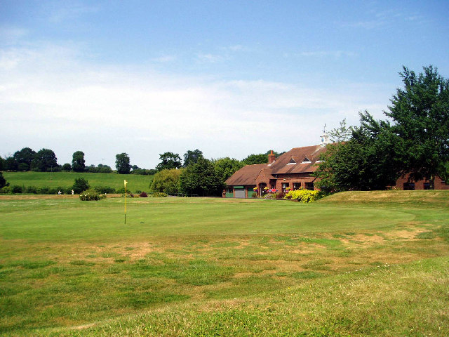 Paxhill Park Golf Course
