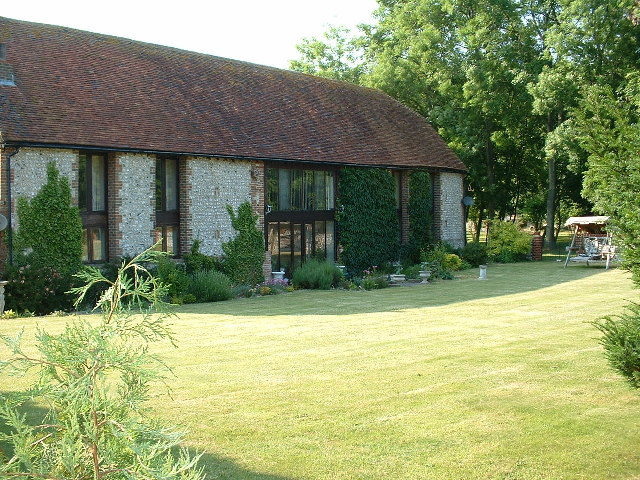 Converted Barn in the middle of Friston Forest