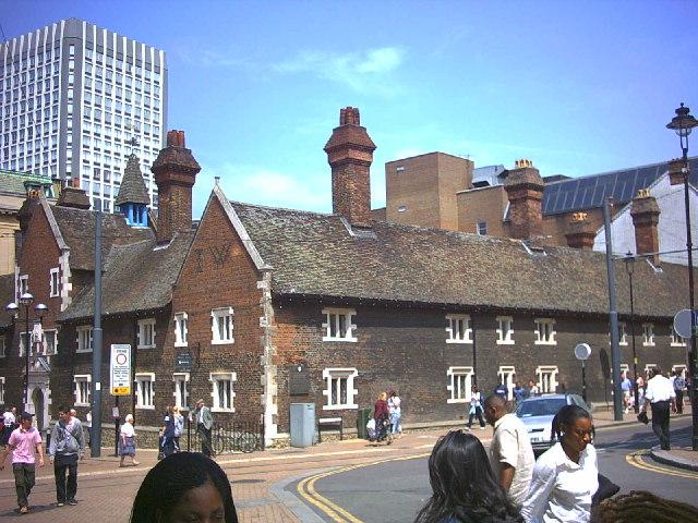 Hospital of the Holy Trinity, Croydon.