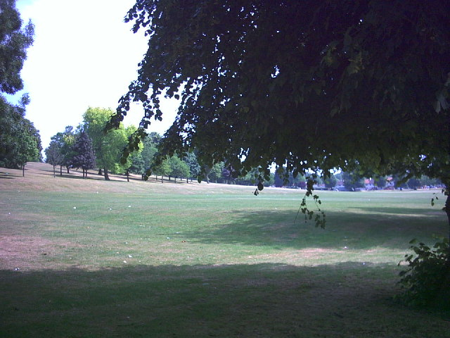 Duppas Hill Recreation Ground.