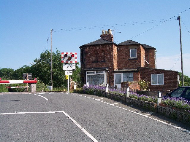 Wadborough Level Crossing