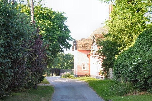 Pinford End