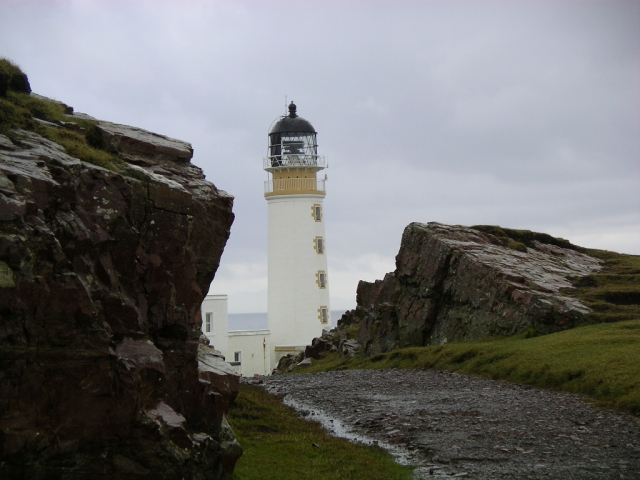 Lighthouse at the end of the country?