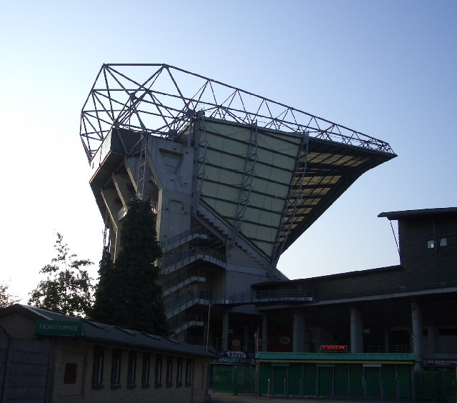 Twickenham Ground West Stand