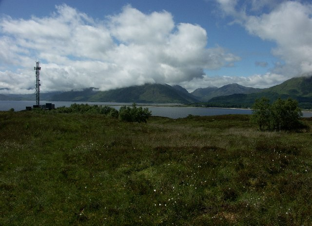 View towards Ardgour from near Onich