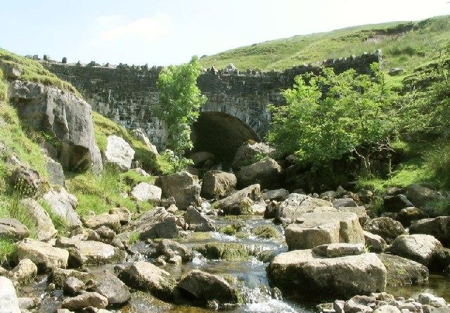 Pont Clydach on the A4069