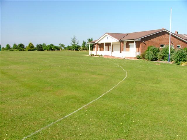 Hutton Rudby Cricket Club Pavilion