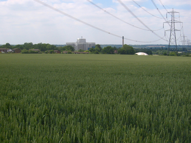 Edge of Stevenage