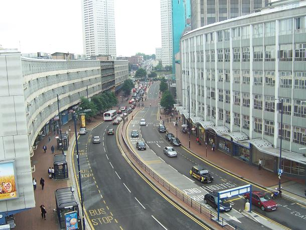 Smallbrook Queensway