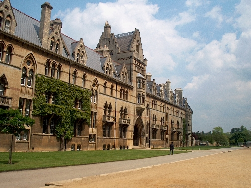 Christ Church Oxford