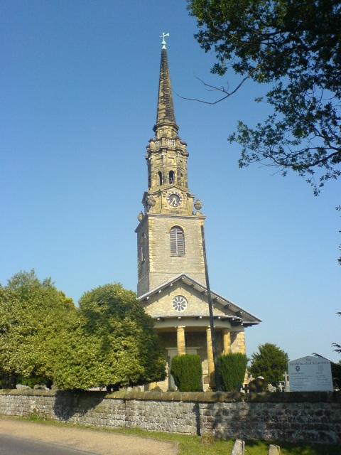 Mereworth Church