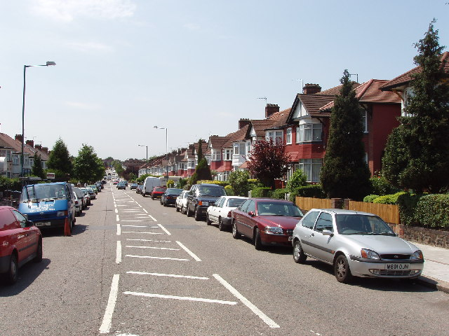All Souls Avenue, Willesden