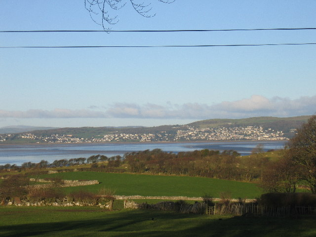 View Across to Grange-over-Sands