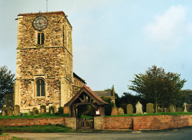 Aldbrough Church
