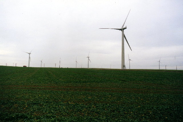 Out Newton wind turbines near Withernsea