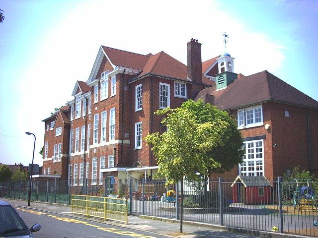 Links Primary School, Gunton Road, Tooting.