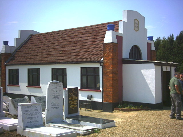 Jewish Cemetery, Rowan Road.