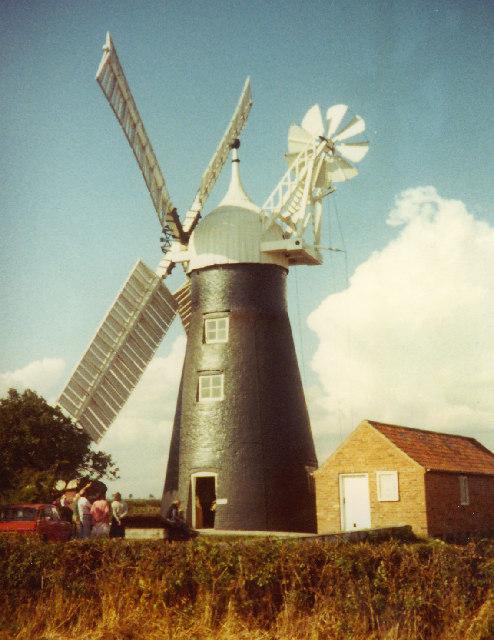North Leverton Windmill, Nottinghamshire