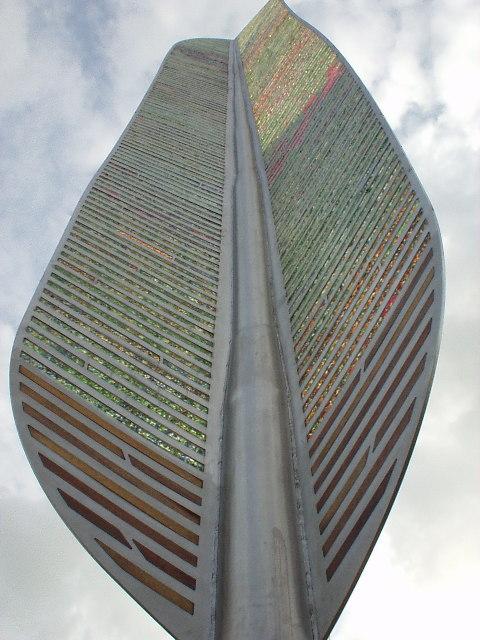 The Millennium Feather, Woolston, Southampton