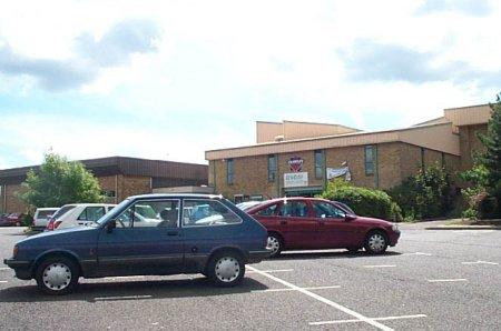 Bewbush Leisure Centre