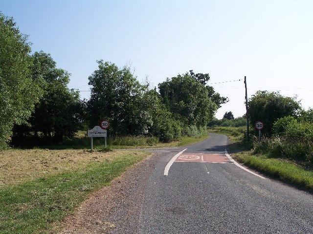 Green Street Village Limits