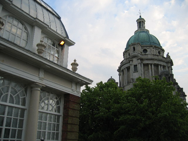Ashton Memorial and Butterfly House