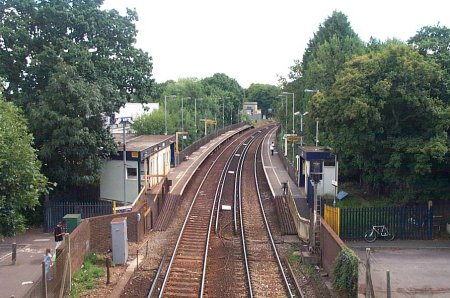 Ifield Station