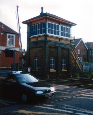 Crawley Signal Box