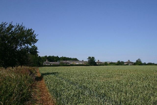 Hall Farm, Fornham St Martin