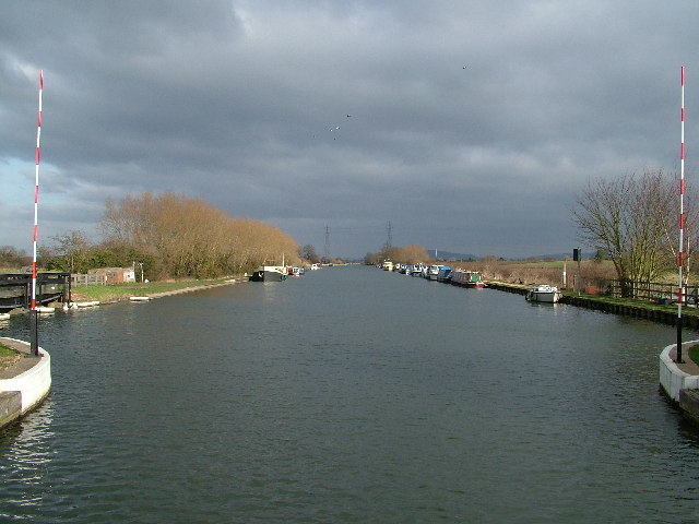 Gloucester and Sharpness Canal, Saul