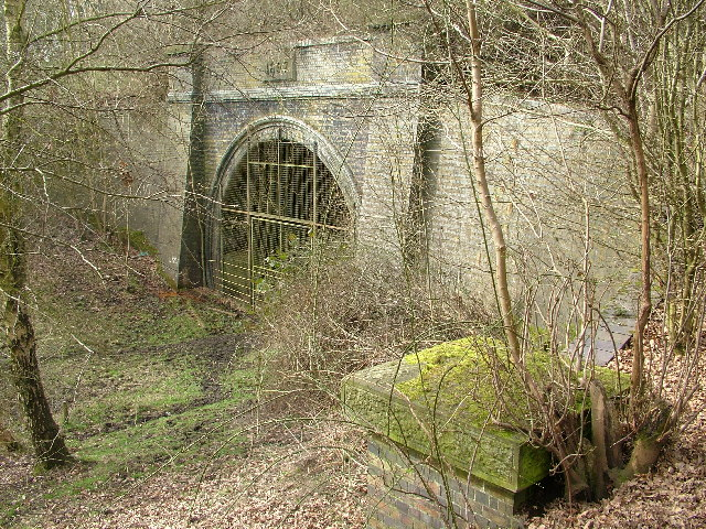 Catesby Tunnel (South Portal)