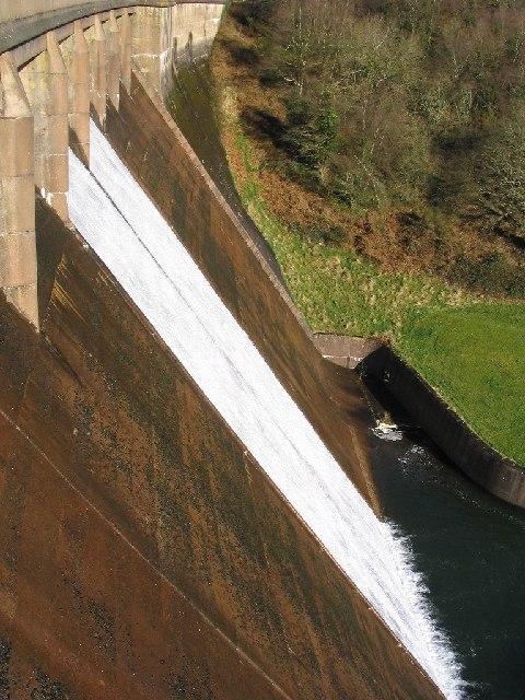 Clatworthy Dam