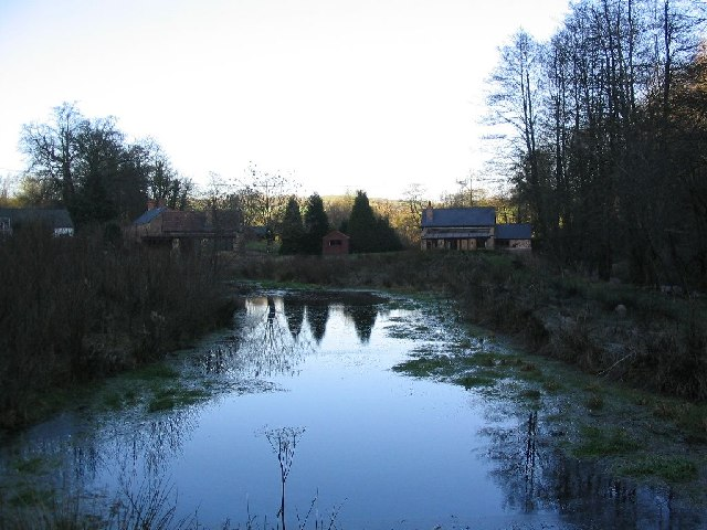 Washbattle Mill Pond