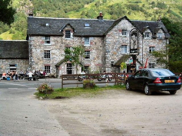 The Drovers Inn, Inverarnan
