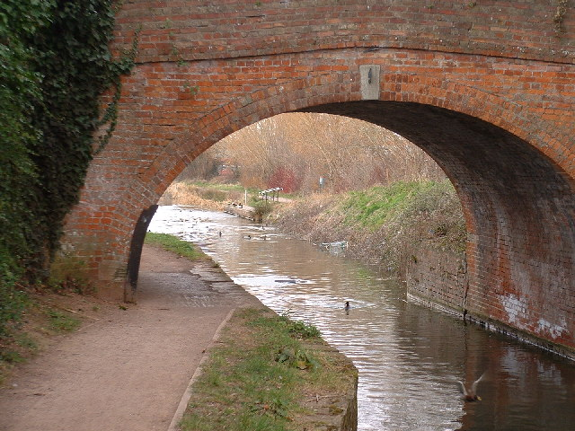 Canal at Bridgwater