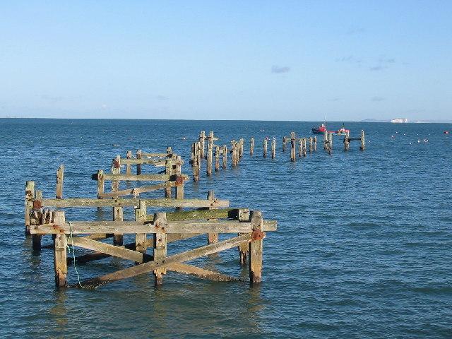 The Original Swanage Pier