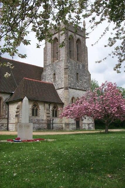Netley Church