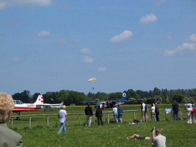 Headcorn Airfield