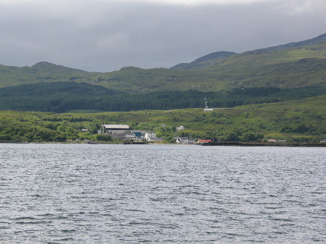 Craighouse from its Bay